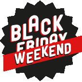 Dit hele weekend 15% korting op alles als u BLACKFRIDAY invult bij de kortingscode...